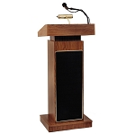 Adjustable Orator Presentation Podium