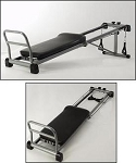SO Pilates Reformer Complete Gym & Video