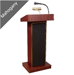 Oklahoma Sound Orator 800X Standard Height Sound Lectern
