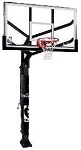Spalding Arena View 85544HAP Basketball System 54  Acrylic Backboard