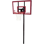 Spalding In Ground Basketball Goal - 88351 Exacta Height 44 Backboard