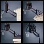 Spalding Huffy Basketball Accessory 8839SP Backboard Converter Bracket