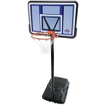 Lifetime Basketballs 90073 Portable Basketball Hoop 44 Backboard Goal