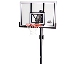 Lifetime In-Ground Basketball Hoop 90085 52-in Backboard