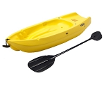 Lifetime Sit-On-Top Kayaks - 90094 6-foot Yellow Youth Kayak