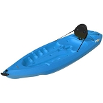 Lifetime Sit-On-Top Kayaks - 90111 8-foot Lotus Kayak with Backrest