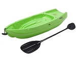 Lifetime 6 Youth Kayak 90153 in Lime Green