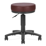 Ofm Office Stool - 902-VAM with Anti-bacterial Vinyl - Utilistool
