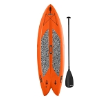 Lifetime Freestyle Paddleboard - 90212 8-foot Orange Board