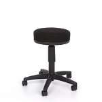 Portable Stool On Wheels 902 OFM Office Adjustable UtiliStool