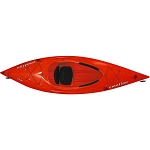Lifetime 90315 Emotion Glide Sit-In Kayak 9-ft 8-in Red 2 Pack