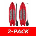 90445 Lifetime Freestyle XL Paddleboard (2 pack)