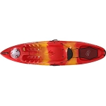 Lifetime Emotion Kayak Temptation Red/Yellow 90454 10-ft 3-in
