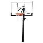 Lifetime Basketball 90469 54 Acrylic Backboard Goal Pump Height Adjust