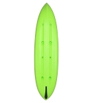 Lifetime 90476 Emotion Spitfire Sit on Top Kayak 12 ft Tandem Lime Green