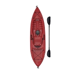 Lifetime 90486 Tamarack 100 Sit On Top Kayak 10-ft Red