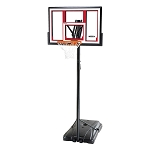 90491 Lifetime Adjustable Portable Basketball Hoop (48-Inch Polycarbonate)