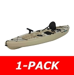 Lifetime Tamarack 90508 Muskie Angler 10-foot Sit On Top Fishing Kayak
