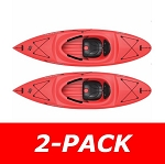 Lifetime Emotion Kayak 90509 Darter 9-Ft 2 Pack
