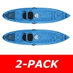 Lifetime Emotion Kayak Temptation 90528 11-ft Blue 2 Pack