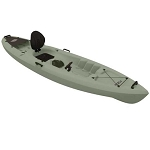 Lifetime Weber Sit-On-Top Kayak 90609 11-Ft Light Olive Color
