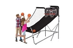 Lifetime 90648 Double Shot Arcade Basketball Game Electronic System