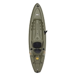 Lifetime 90793 Triton Angler Sit On Top Kayak 10-Feet Olive Green