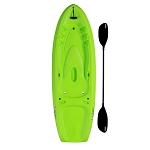 90856 Lifetime Dash 66 Youth Kayak with Paddle