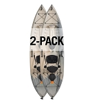 Lifetime Tamarack Angler 100 Fishing Recon Krypton Fusion 2 Pack