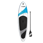 Lifetime 90934 Inflatable 11 Ft. Vista 110 Stand-Up PaddleBoard with Paddle