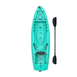 Lifetime Sit-On-Top Kayak 90935 Hydros 85 Aqua Color 101-inch