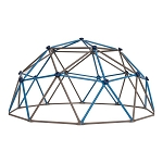 LIfetime Dome Climber 90939 Blue and Brown