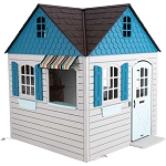Lifetime 290980 Kids Outdoor Small Getaway Playhouse