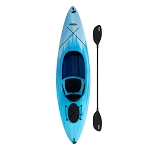 Lifetime 91066 Cruze 100 Sit-Inside Sky Fusion Kayak with Paddle