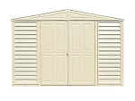 Duramax 98001 Woodbridge Shed With Foundation Kit 10.5 x 3 (126.6 in x 32 in)