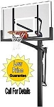 Mammoth Basketball Hoop 98860 60-inch Backboard Goal System