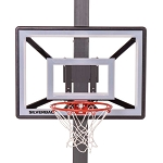 Silverback B8410W Transportable Multi-Surface Junior Youth Basketball Hoop