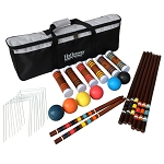 Hathaway BG3126 6-Player Croquet Set