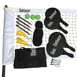 Hathaway Multi-Court Pickleball/Paddleball Combo Game Set