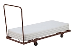 Dy3072 National Public Seating Folding Table Dolly Storage Cart