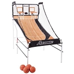 Atomic Slam Dunk Double Shootout Electronic Arcade Basketball Game