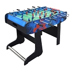Gladiator NG1148F 48-In Foosball Table for Kids with Easy Folding for Storage
