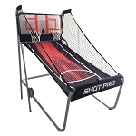 Shot Pro BG2246BL Deluxe Electronic Basketball Game