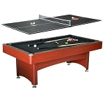 Bristol NG4023 7-ft Pool Table w/ Table Tennis Top