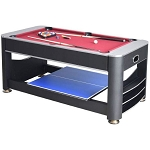 Triple Threat NG5001 6-ft 3-in-1 Multi Game Table