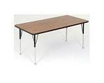 Kids Activity Table Correll A2460-Rec Laminate Top 24x60 Table