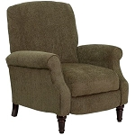 Home Furniture Recliner - AM-2550-6333-GG Olive Green Arm Chair