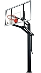 Goalrilla Basketball Hoop B3111W GS-IA 72 Acrylic Backboard Basketball