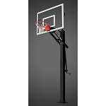 Goalrilla Basketball Hoop B5003 GS54C 54-inch Glass Backboard System