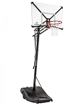 50-Inch Polycarbonate Portable Basketball Hoop (Model B8400W)